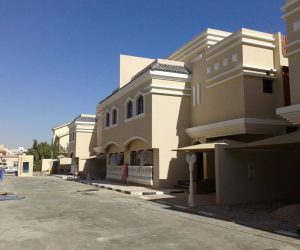 Construction of 10 Complex Villas