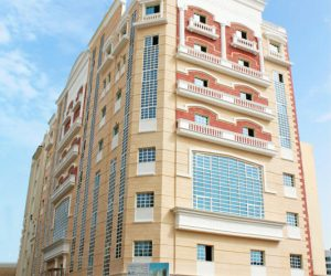 (B+G +7) BUILDING  (56) FLATS AT DOHA JADIDAH